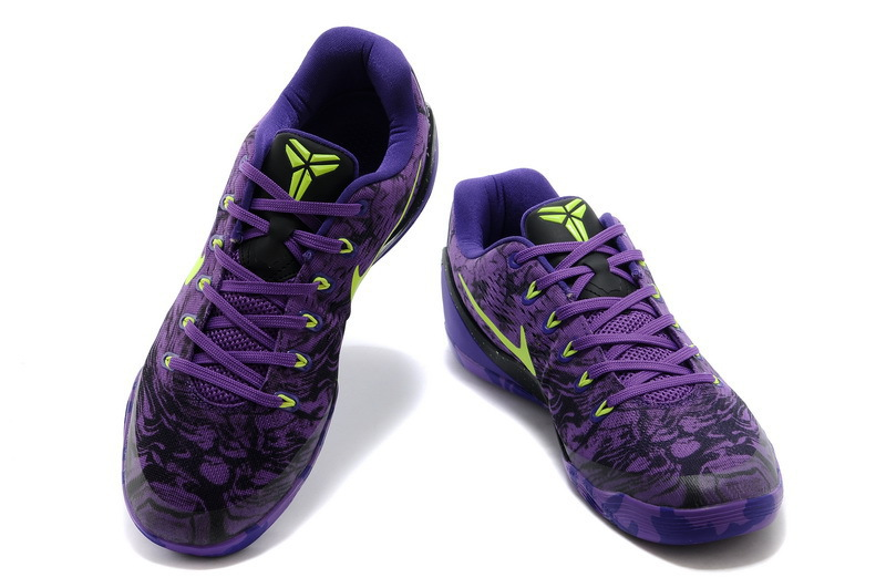 best website 95b26 525bf Nike Kobe 9 Low EM XDR Purple Volt Online