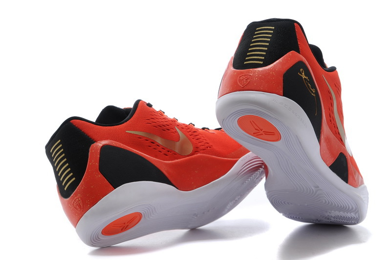 "6729a98d90e Nike Kobe 9 EM ""China"" University Red Metallic Gold-Black For Sale ..."