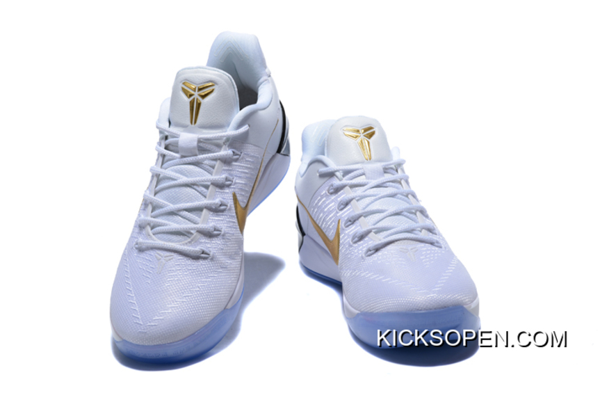 789a9f1b40f0 ... denmark nike kobe a.d. white metallic gold black super deals 567e0 d7696