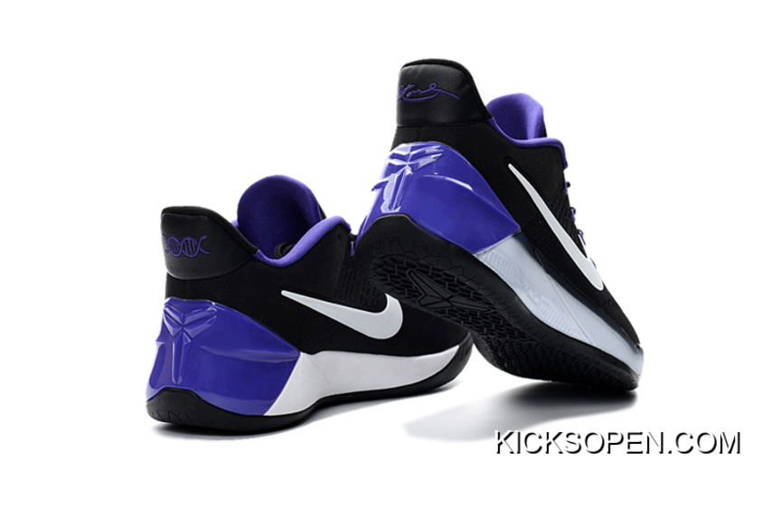 pretty nice 589c0 950fb For Sale Nike Kobe A.D. KB 24 Black Purple, Price: $87.42 - Sneakers ...