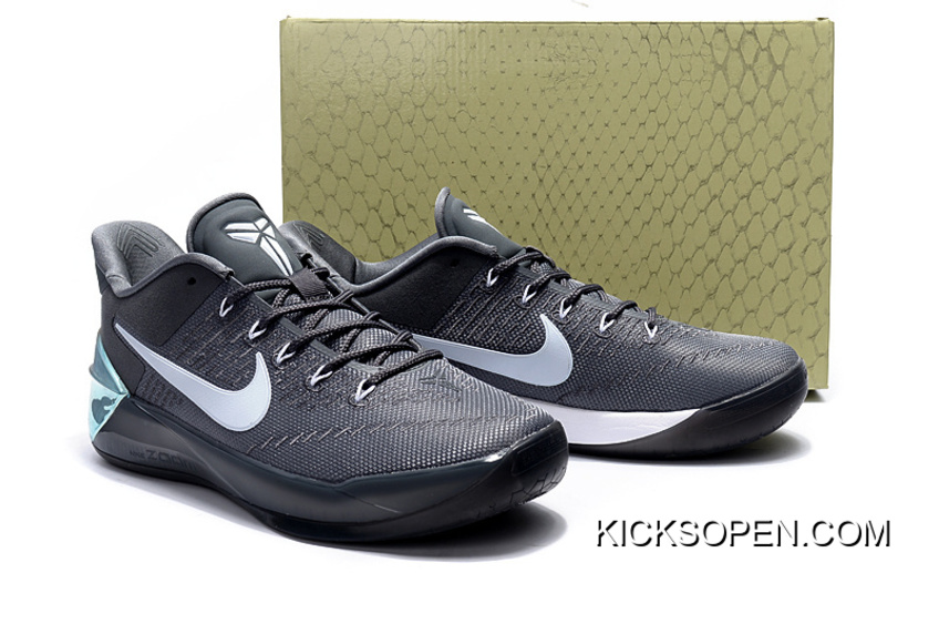 "9fed60189df898 Nike Kobe A.D. ""Cool Grey"" Discount"