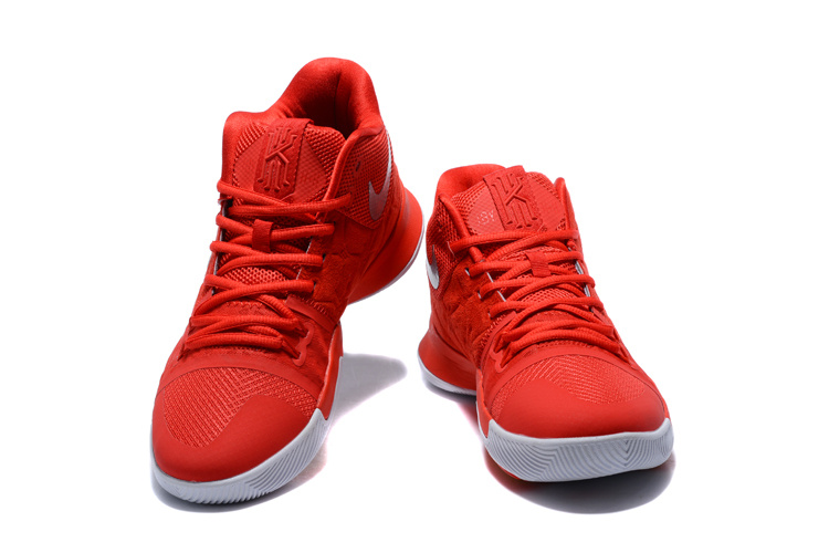 """5b63bdc659dc Outlet Nike Kyrie 3 """"University Red Sued"""""""