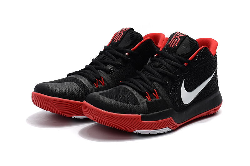 e32a51c24b8 ... uk for sale nike kyrie 3 black red white 3adc3 2fae0