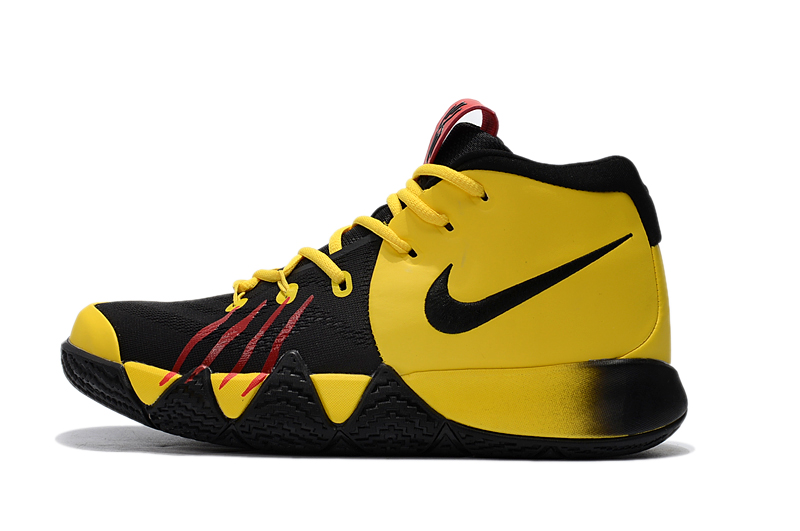 """82ac3bcedc2e For Sale Nike Kyrie 4 """"Bruce Lee"""" Tour Yellow Black"""
