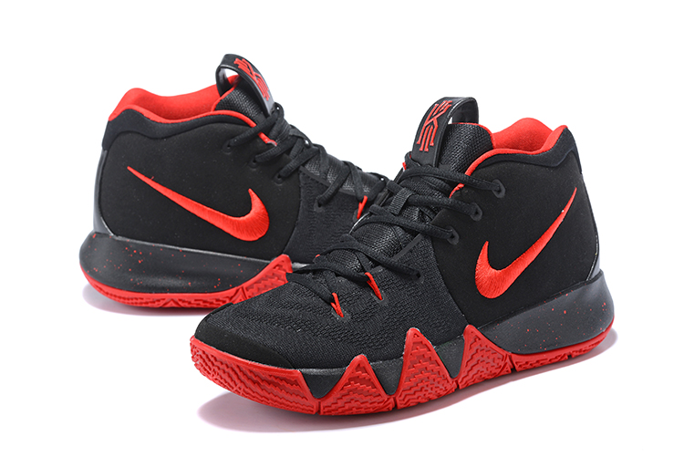 b62603091fa3 Top Deals Nike Kyrie 4 Black Red