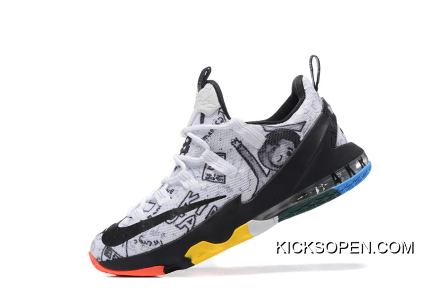 "hot sale online 24105 b0d85 New Year Deals Nike LeBron 13 Low ""LeBron James Family Foundation"""