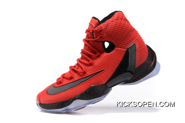 "03d49eaff71c Discount Nike LeBron 13 Elite ""University Red"""