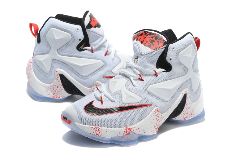 more photos d7140 7f295 ... written in the stars 201f5 15078  good new year deals nike lebron 13  friday the 13th white black university d6c18 44a54