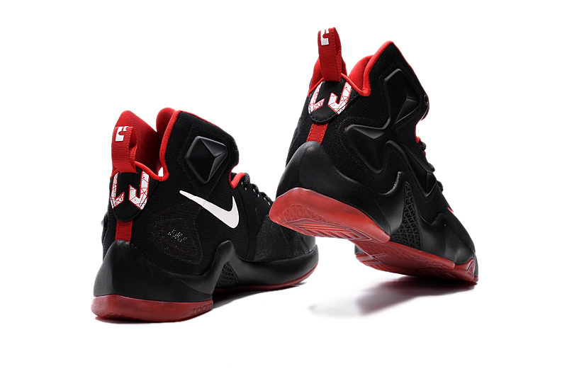 performance sportswear where can i buy ever popular Super Deals Nike Lebron 13 Black Red Men Basketball Shoes, Price ...