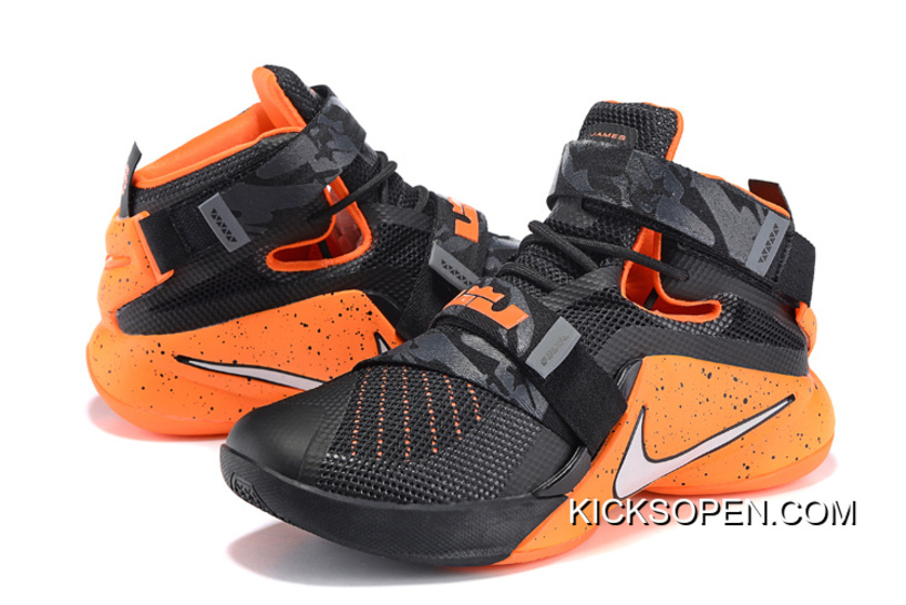 a90cd265dcb5f Tax Free Men LeBron Soldier 9 Nike Basketball Shoes SKU 36962-361 ...