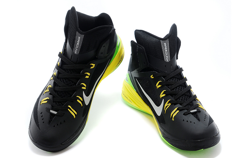 4ce6c87909ca ... inexpensive nike hyperdunk 2014 black metallic silver electric green  free shipping 7c501 d6089