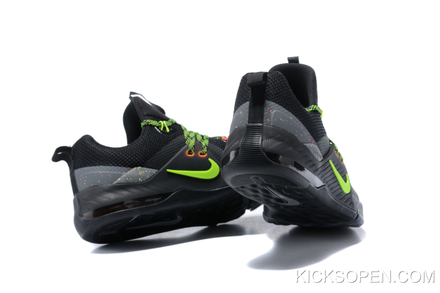 3def68b71146 Nike Zoom Train Command Black Volt-Dark Grey Free Shipping